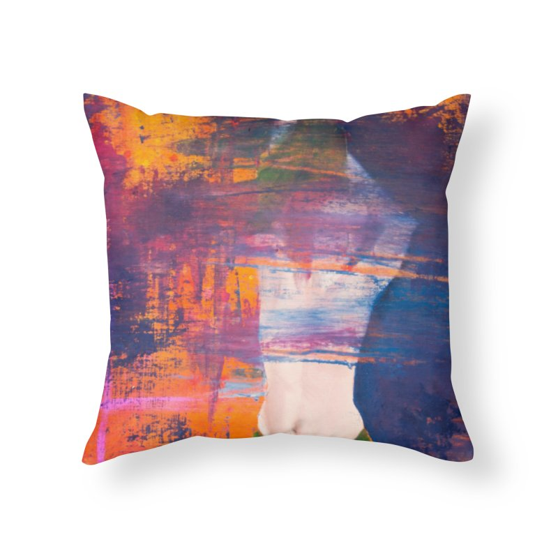 Fated Home Throw Pillow by Anissa's Artist Shop