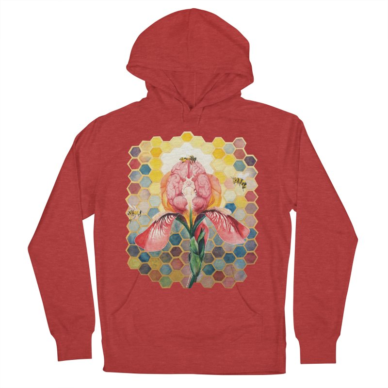 Hive Mind Men's Pullover Hoody by Anissa's Artist Shop