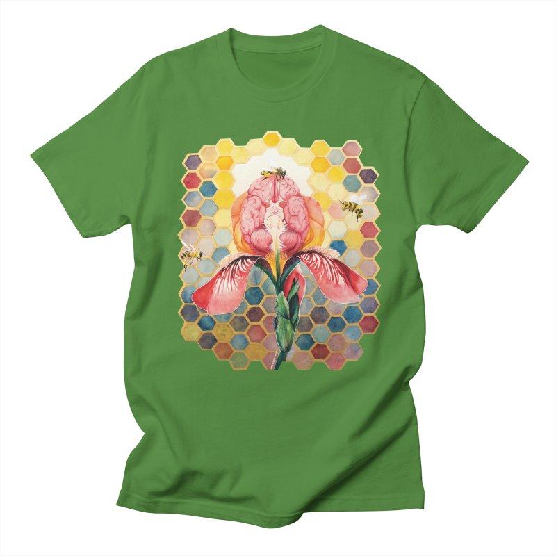 Hive Mind Women's Unisex T-Shirt by Anissa's Artist Shop