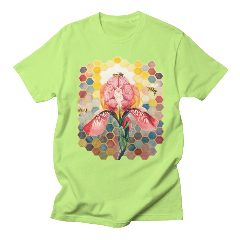 Hive Mind Men's T-shirt by Anissa's Artist Shop