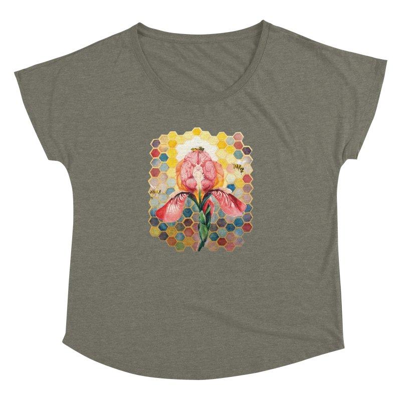 Hive Mind Women's Dolman by Anissa's Artist Shop
