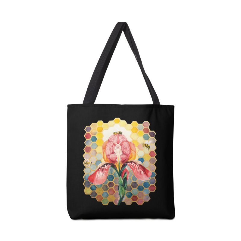 Hive Mind Accessories Bag by Anissa's Artist Shop