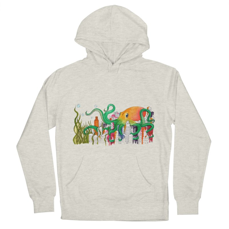 Attack on Austin Men's Pullover Hoody by Anissa's Artist Shop