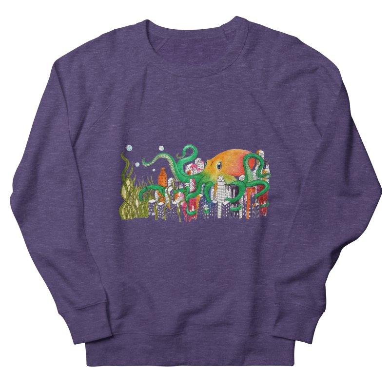 Attack on Austin Women's Sweatshirt by Anissa's Artist Shop
