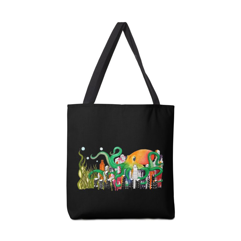 Attack on Austin Accessories Bag by Anissa's Artist Shop