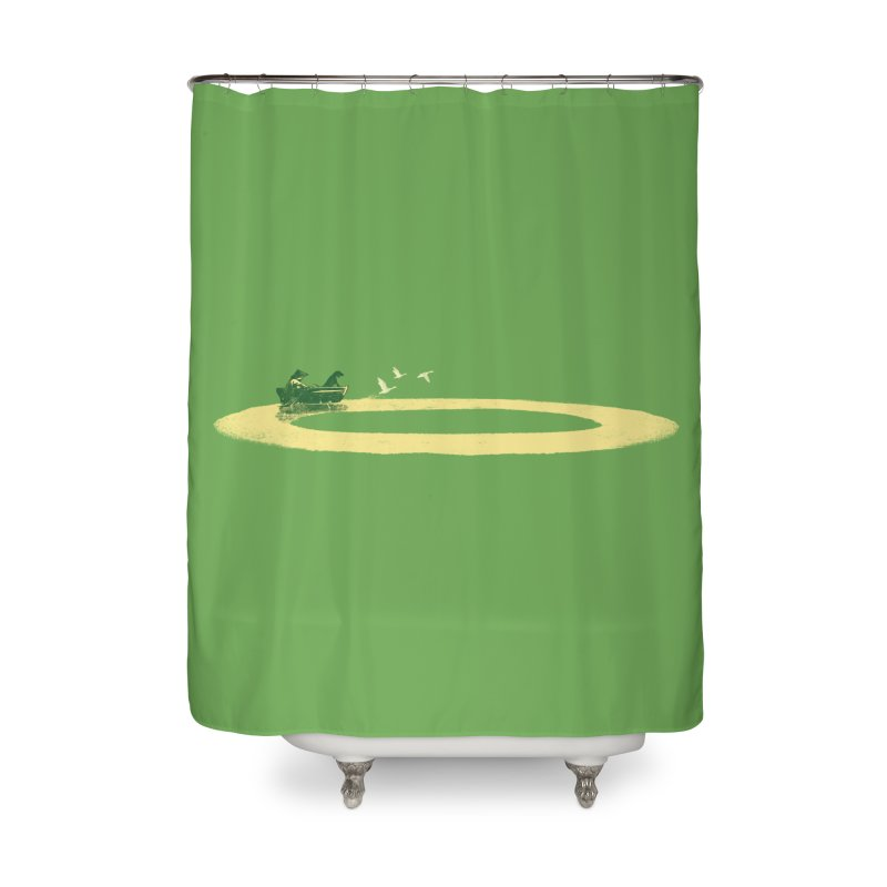 Endless Home Shower Curtain by anivini's Artist Shop