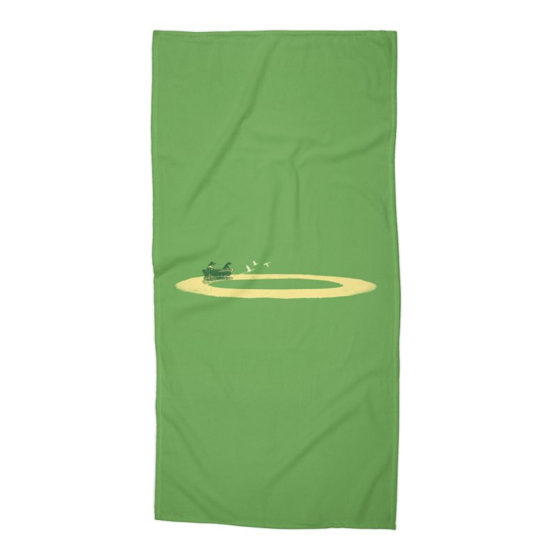Endless Accessories Beach Towel by anivini's Artist Shop