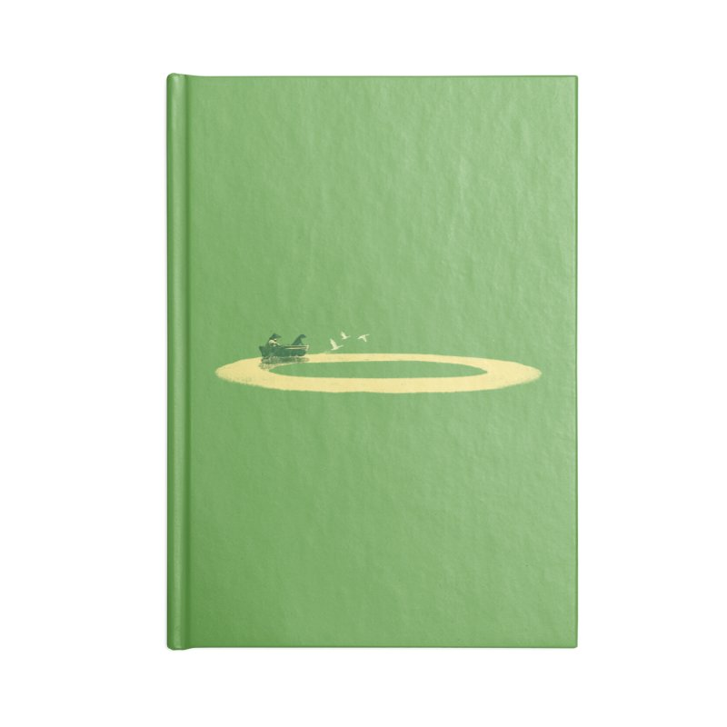 Endless Accessories Notebook by anivini's Artist Shop
