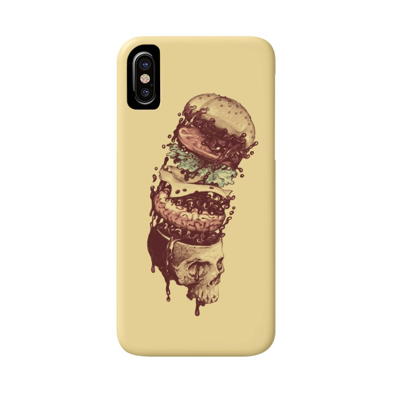 Bun Accessories Phone Case by anivini's Artist Shop