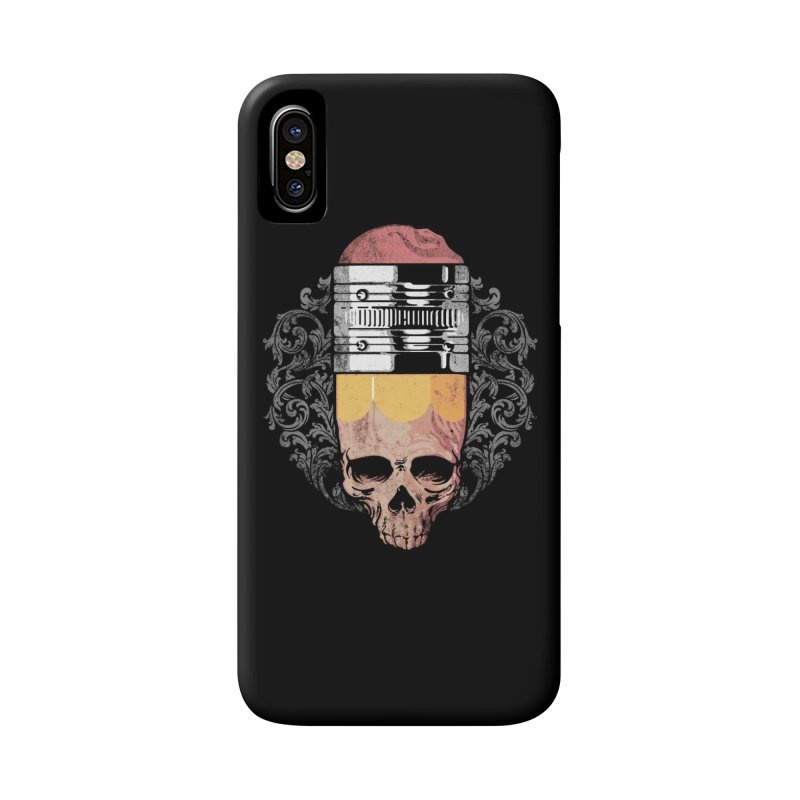 Last Accessories Phone Case by anivini's Artist Shop
