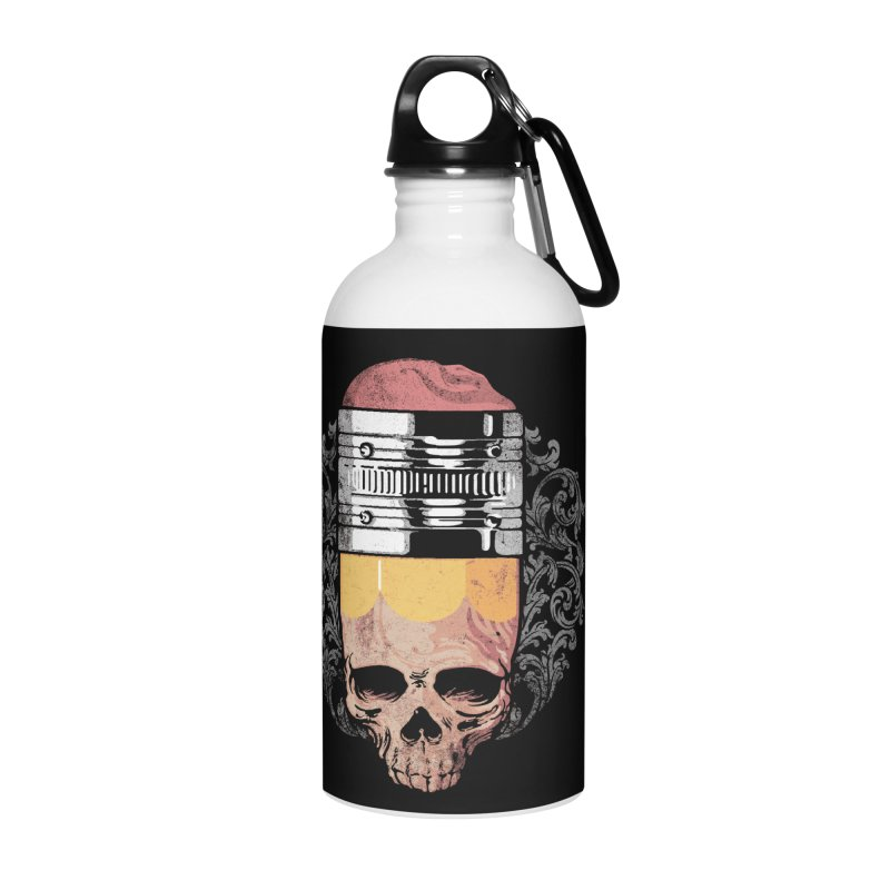 Last Accessories Water Bottle by anivini's Artist Shop