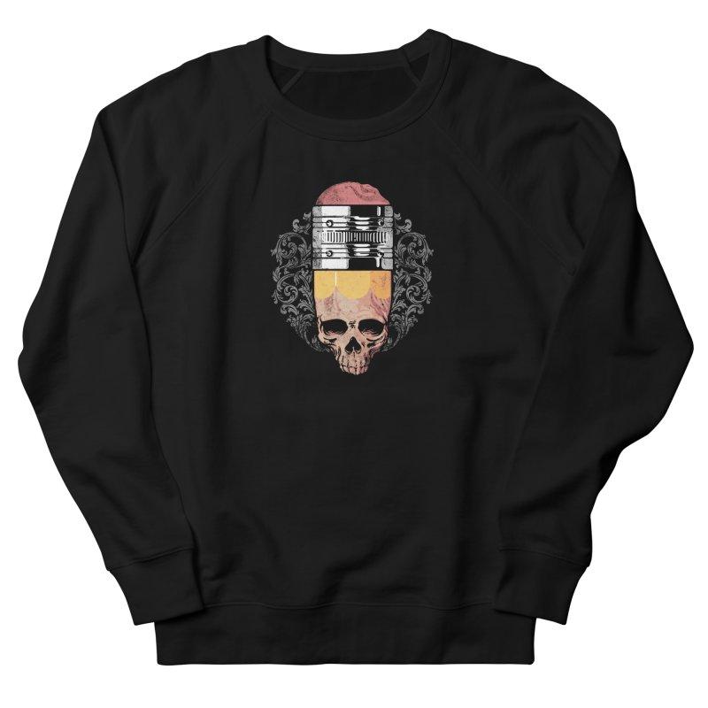 Last Women's French Terry Sweatshirt by anivini's Artist Shop