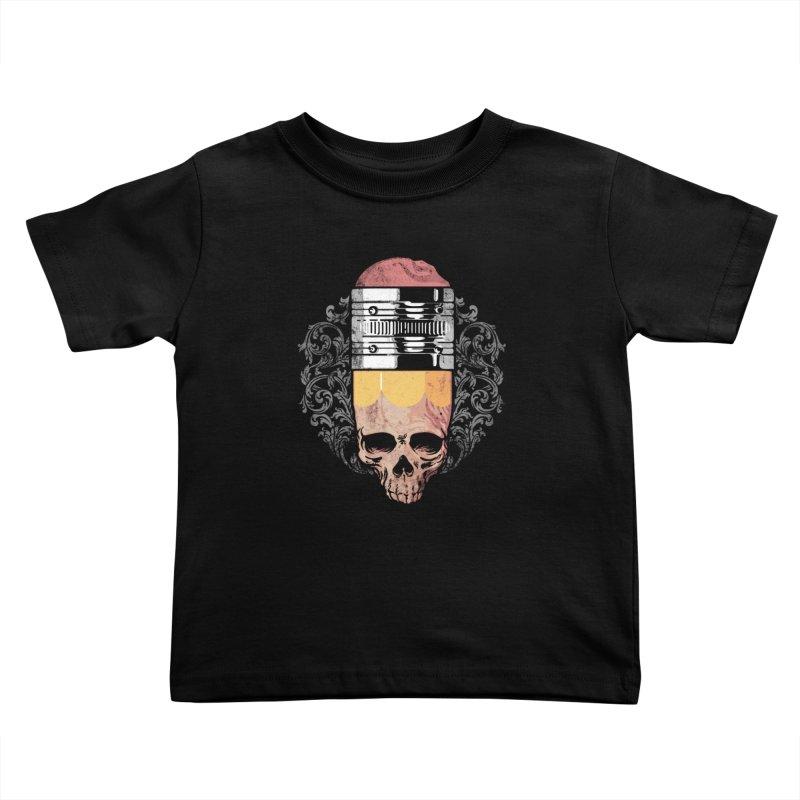 Last Kids Toddler T-Shirt by anivini's Artist Shop