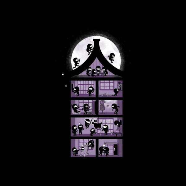image for A House Full of Ninjas
