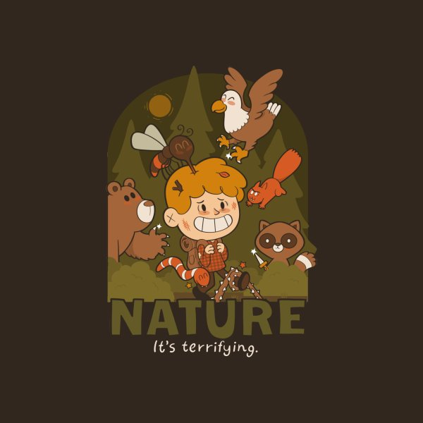 image for Nature - its terrifying