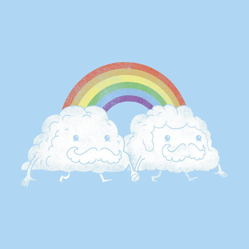 Gay Clouds by The Art of Anna-Maria Jung