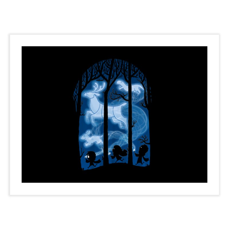 Race of the Patronuses Home Bath Mat by The Art of Anna-Maria Jung