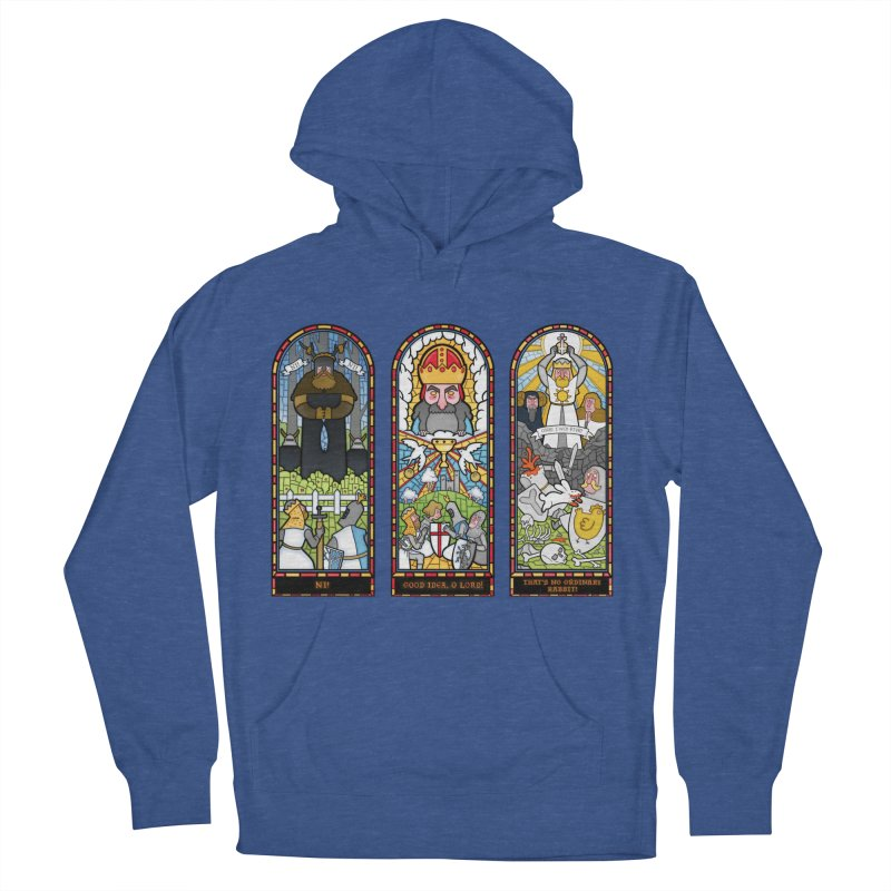 Triptych of Aaarrrgggh Women's Pullover Hoody by The Art of Anna-Maria Jung