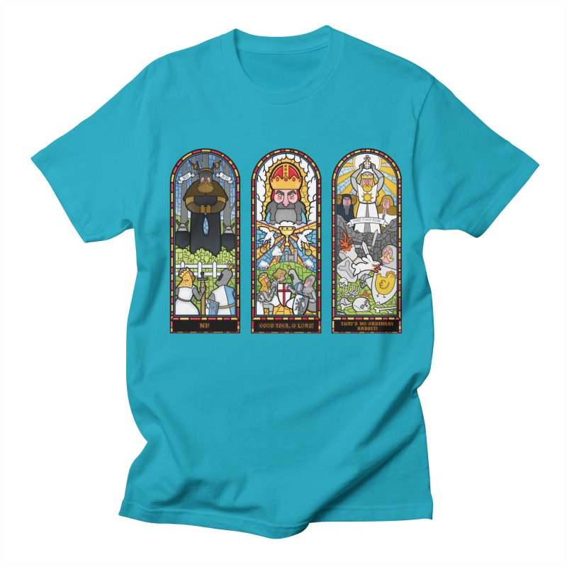 Triptych of Aaarrrgggh Women's Unisex T-Shirt by The Art of Anna-Maria Jung