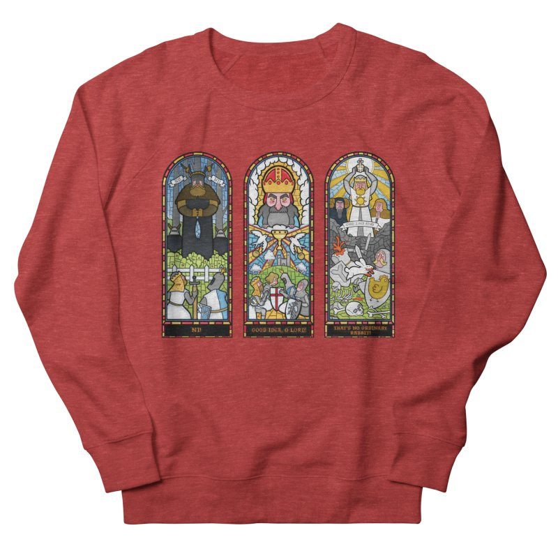 Triptych of Aaarrrgggh Women's Sweatshirt by The Art of Anna-Maria Jung