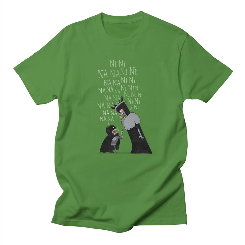 The Knights Who say.... Women's T-Shirt by The Art of Anna-Maria Jung