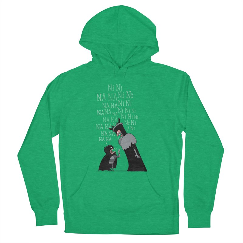 The Knights Who say.... Men's Pullover Hoody by The Art of Anna-Maria Jung