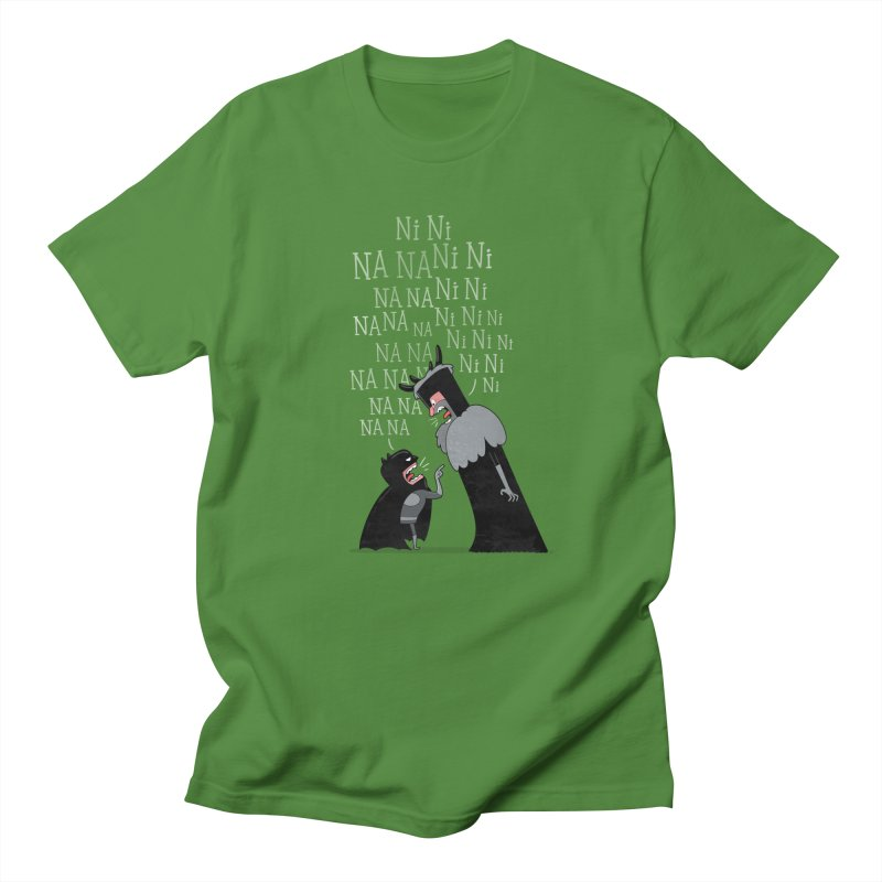 The Knights Who say.... Women's Unisex T-Shirt by The Art of Anna-Maria Jung
