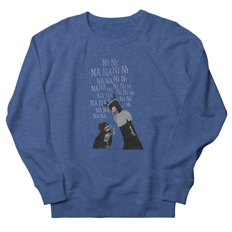 The Knights Who say.... Men's Sweatshirt by The Art of Anna-Maria Jung