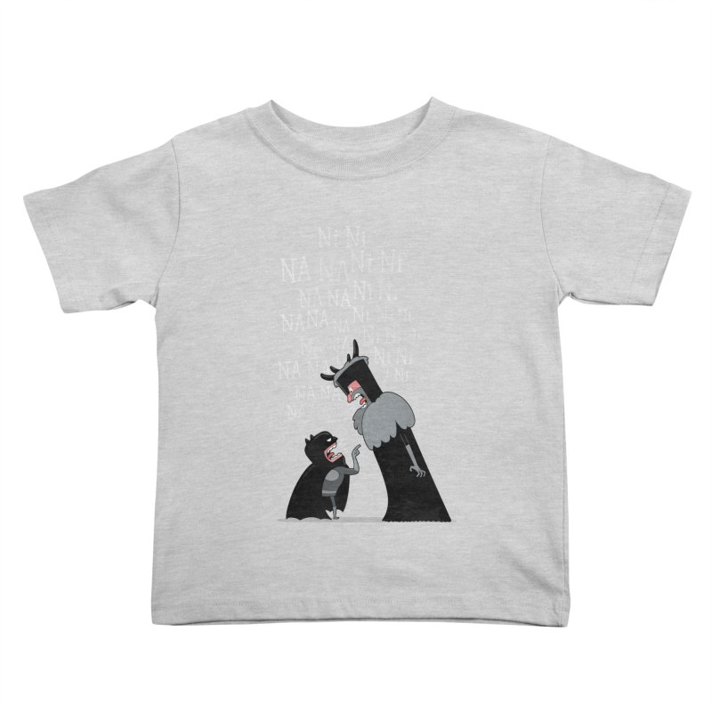 The Knights Who say.... Kids Toddler T-Shirt by The Art of Anna-Maria Jung