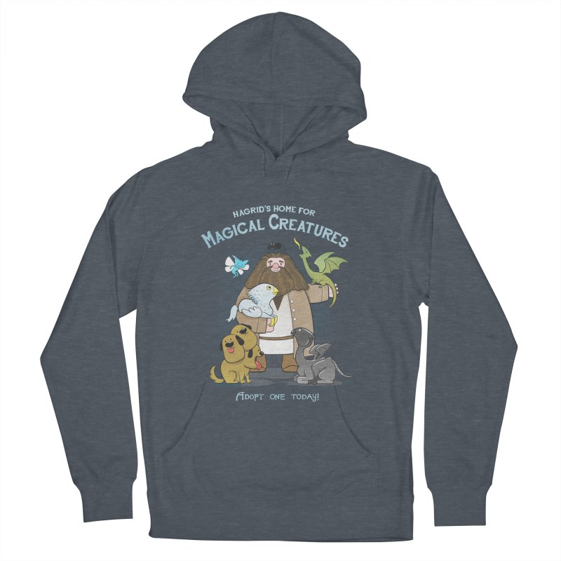 Hagrid's Home for Magical Creatures Women's Pullover Hoody by The Art of Anna-Maria Jung