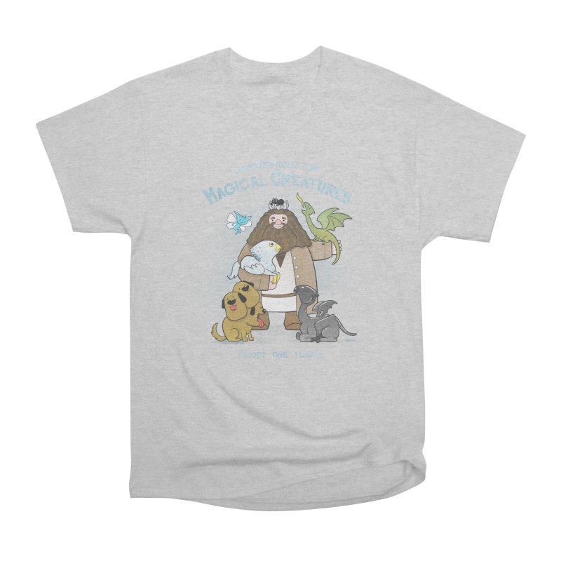 Hagrid's Home for Magical Creatures Men's Classic T-Shirt by The Art of Anna-Maria Jung