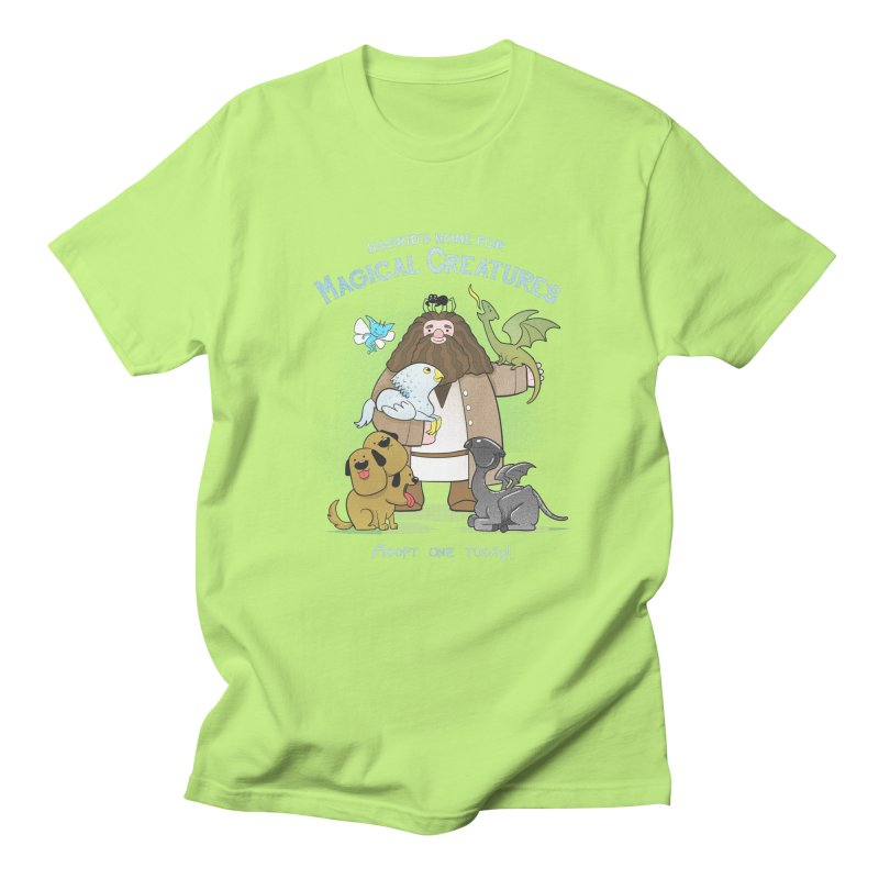 Hagrid's Home for Magical Creatures Women's Unisex T-Shirt by The Art of Anna-Maria Jung
