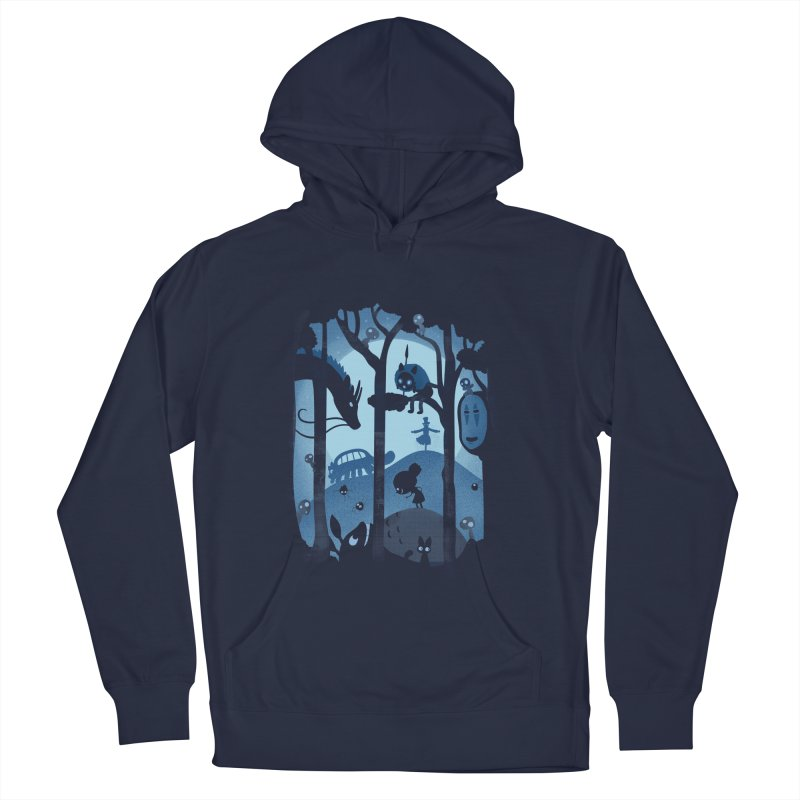 Magical Gathering Women's French Terry Pullover Hoody by The Art of Anna-Maria Jung