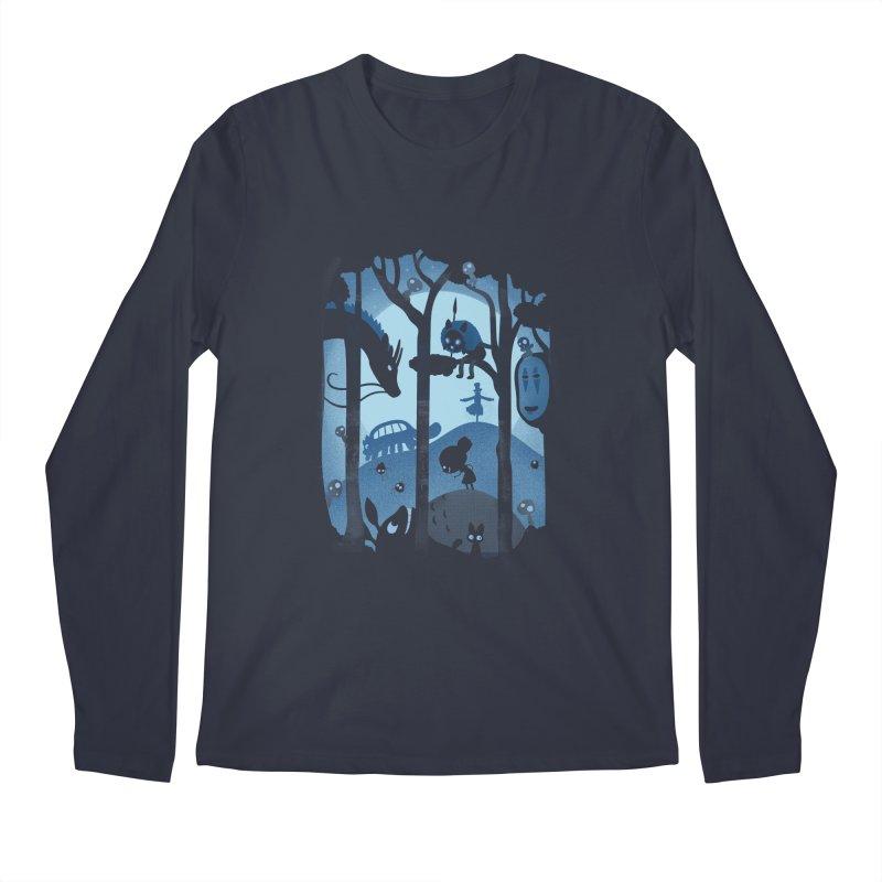 Magical Gathering Men's Longsleeve T-Shirt by The Art of Anna-Maria Jung