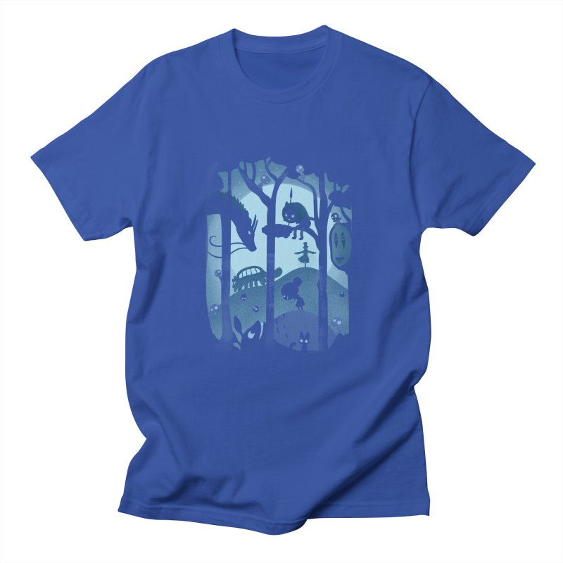 Magical Gathering Women's Unisex T-Shirt by The Art of Anna-Maria Jung