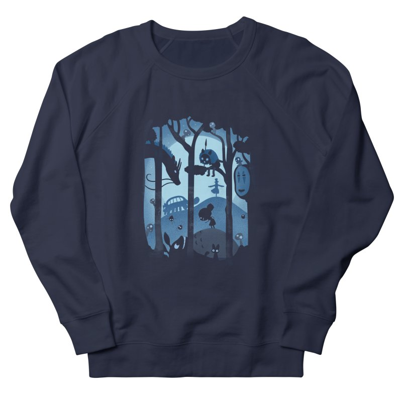 Magical Gathering Women's Sweatshirt by The Art of Anna-Maria Jung