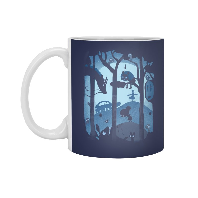 Magical Gathering Accessories Mug by The Art of Anna-Maria Jung