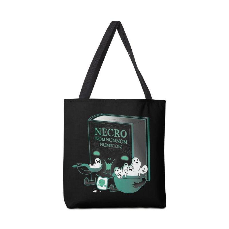 Necronomnomnomicon Accessories Bag by The Art of Anna-Maria Jung