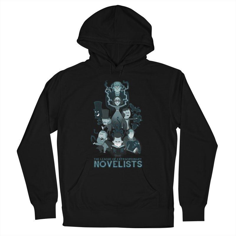 Extraordinary Novelists Women's Pullover Hoody by The Art of Anna-Maria Jung