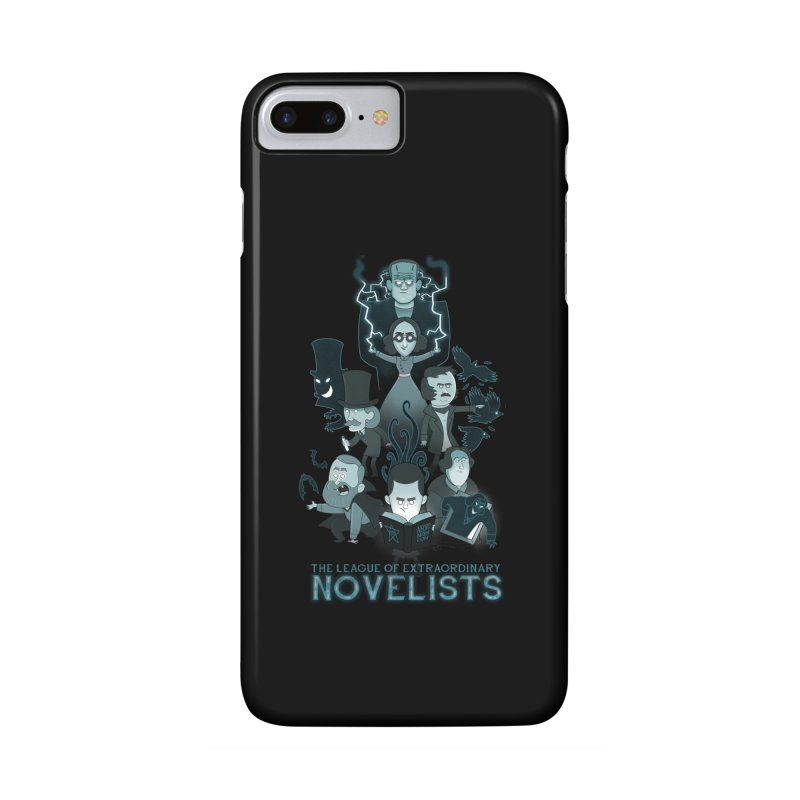 Extraordinary Novelists Accessories Phone Case by The Art of Anna-Maria Jung