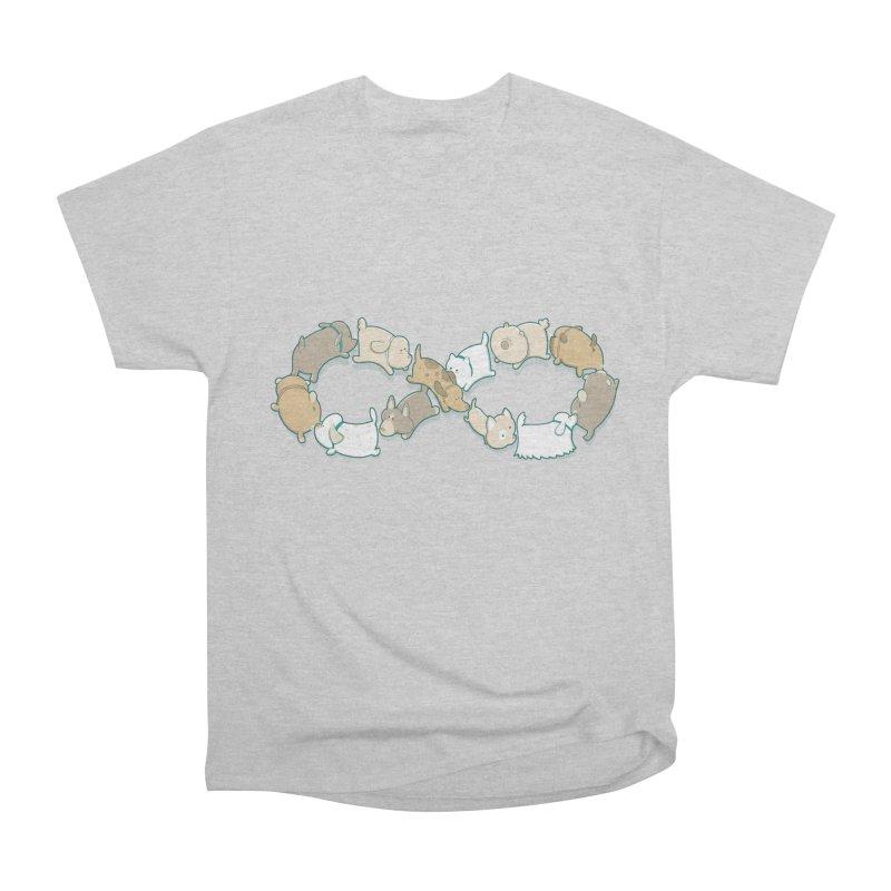 Moebis Butt Sniff Women's Classic Unisex T-Shirt by The Art of Anna-Maria Jung