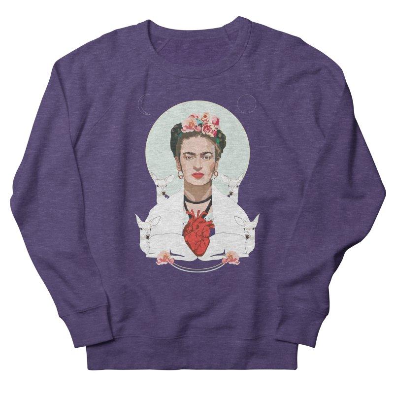 Frida Kahlo (Light) Women's Sweatshirt by Anna McKay's Artist Shop