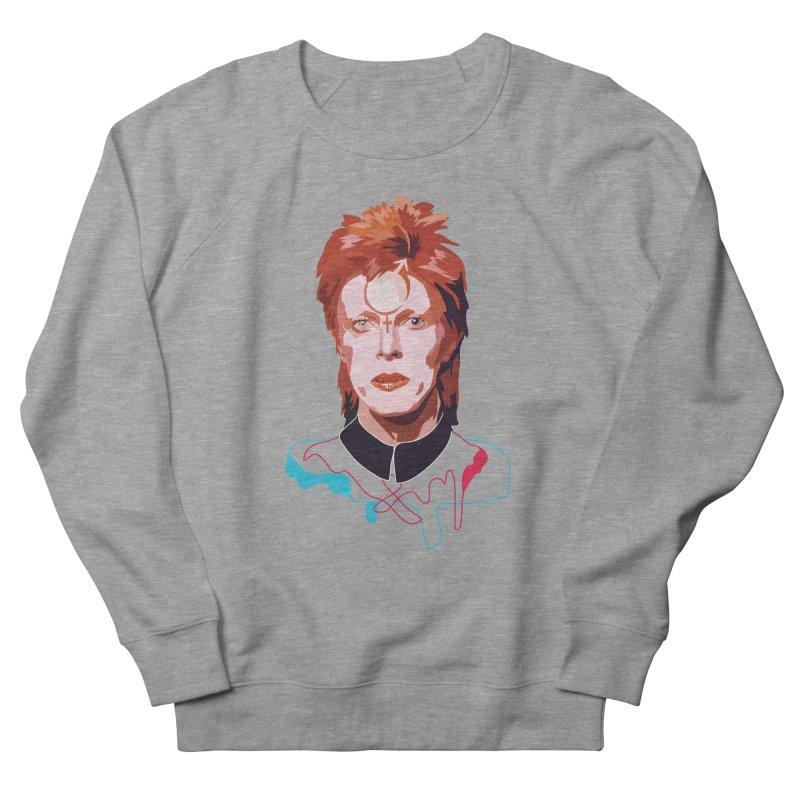 Bowie Women's Sweatshirt by Anna McKay's Artist Shop