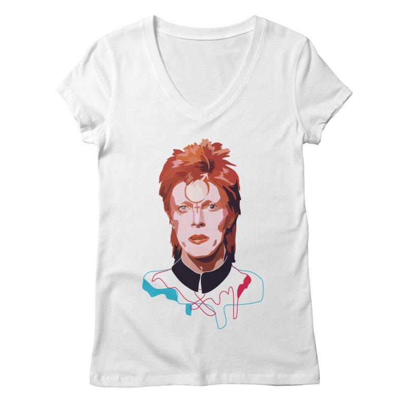 Bowie   by Anna McKay's Artist Shop