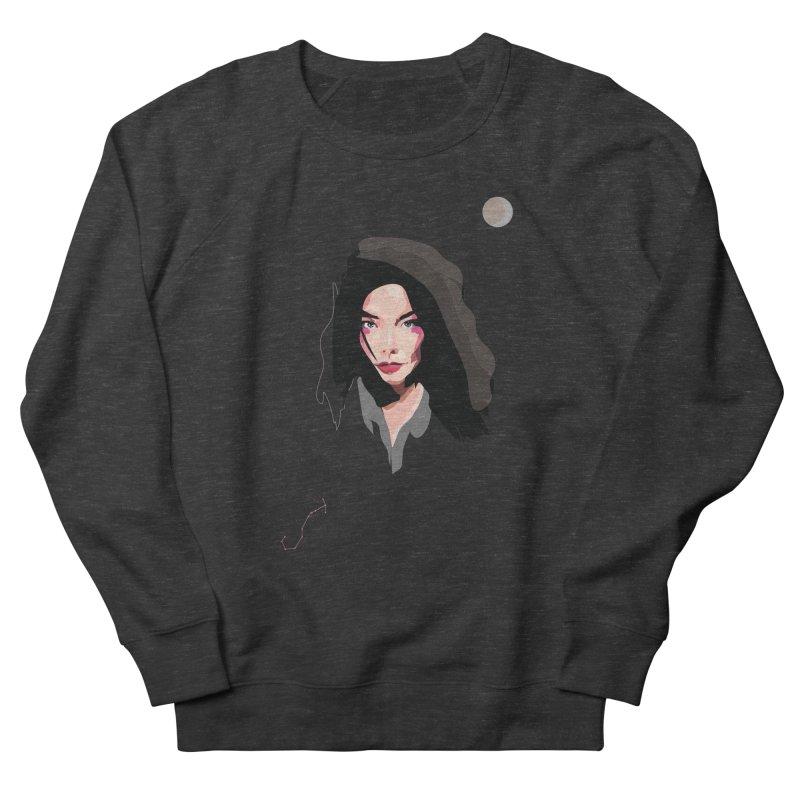Bjork Men's Sweatshirt by Anna McKay's Artist Shop