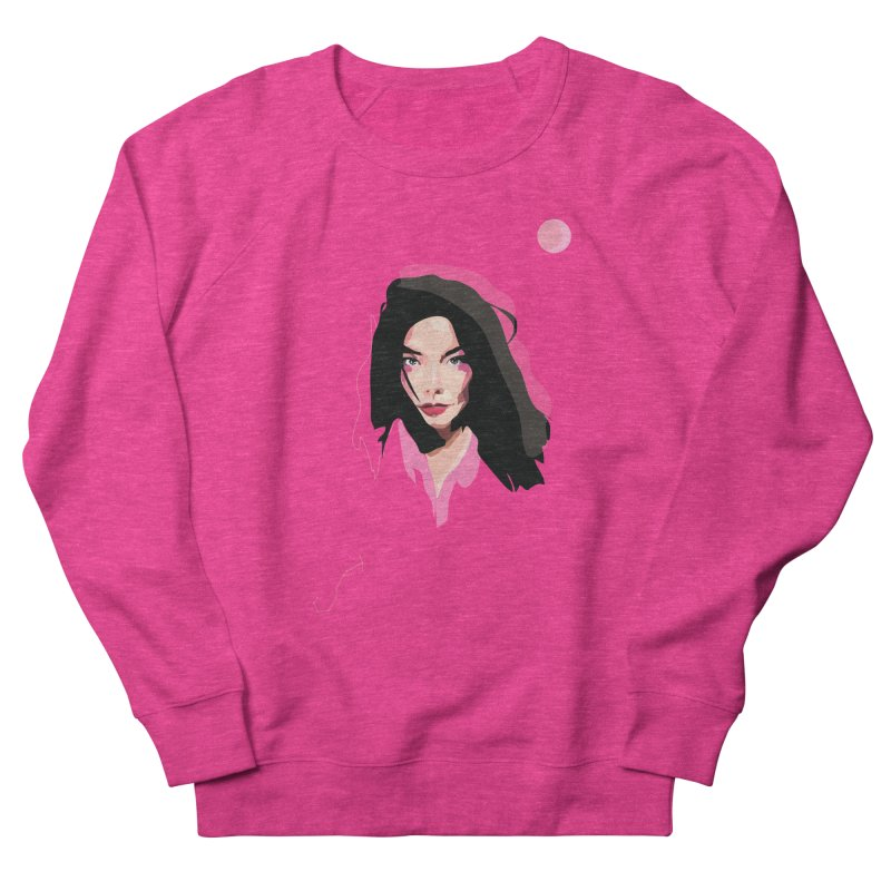 Bjork Men's Sweatshirt by Anna McKay's Artist Shop