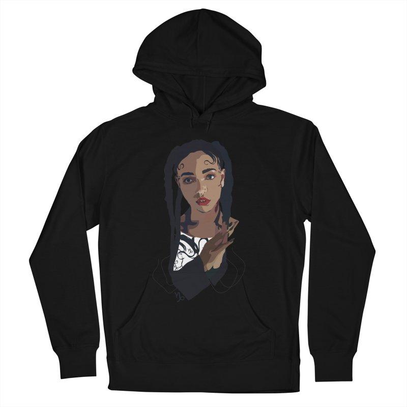 FKA Twigs Women's Pullover Hoody by Anna McKay's Artist Shop