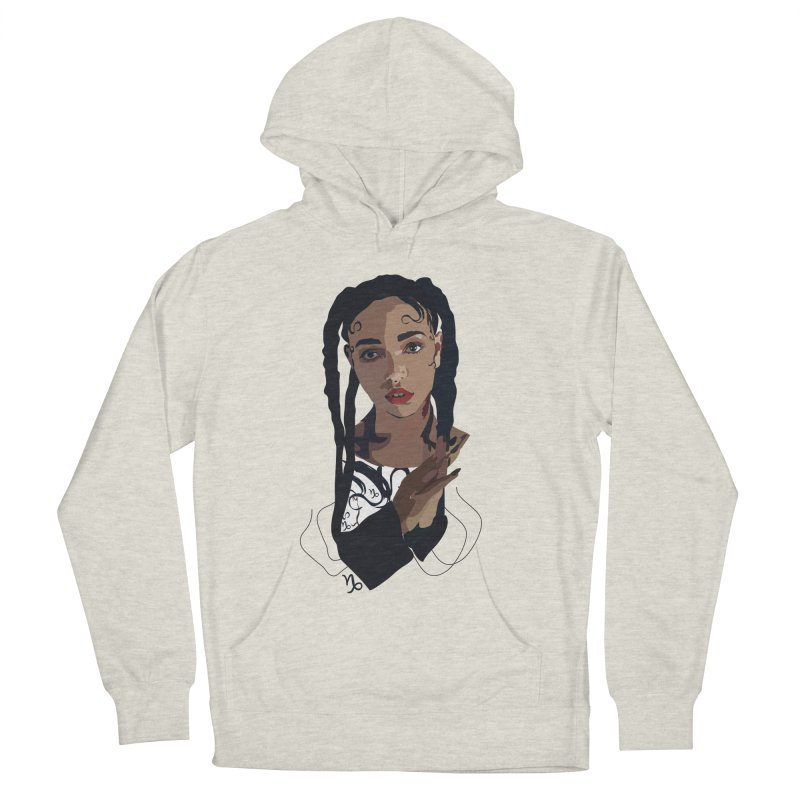 FKA Twigs Men's Pullover Hoody by Anna McKay's Artist Shop