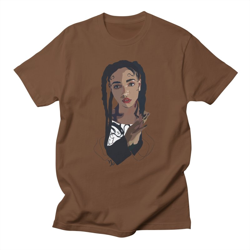 FKA Twigs Men's T-shirt by Anna McKay's Artist Shop