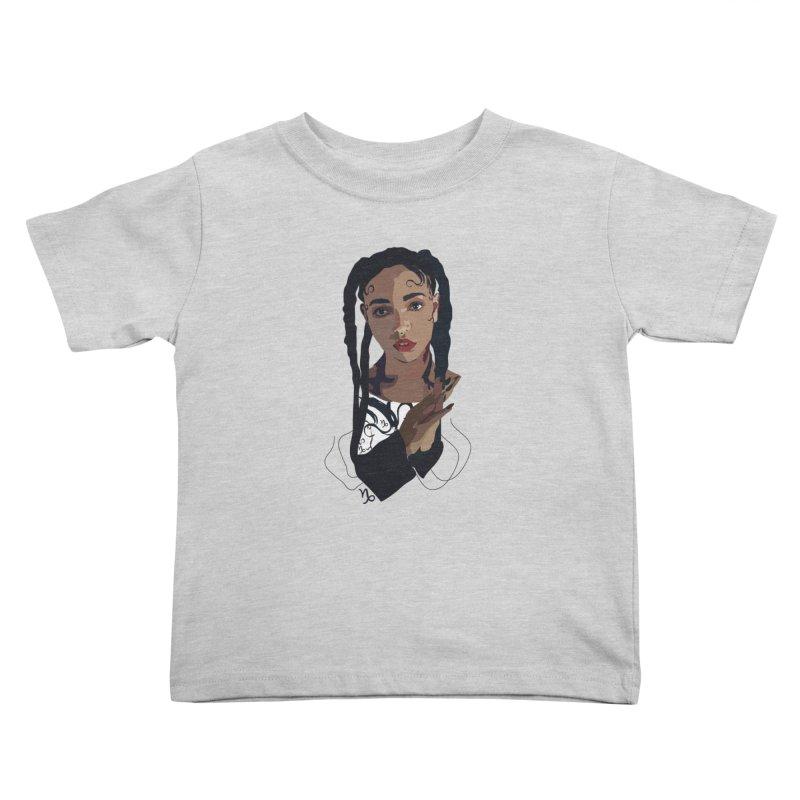 FKA Twigs Kids Toddler T-Shirt by Anna McKay's Artist Shop